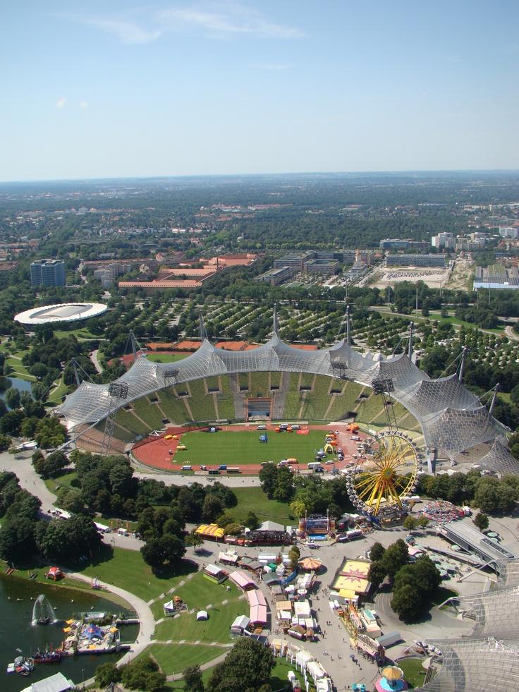 Olympic Stadium - Monachium
