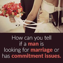 dating girl with commitment issues