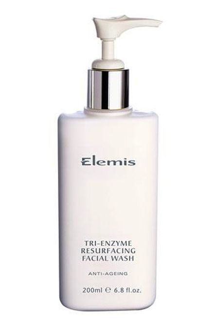 Elemis...this face wash is like heaven for skin I love love love it