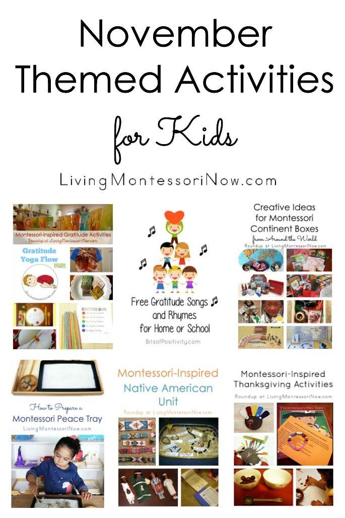 November Kindergarten Calendar : Best calendar activities for kids images on pinterest