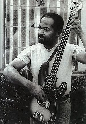 James Jamerson and his Funk Machine - This bass is lost to history