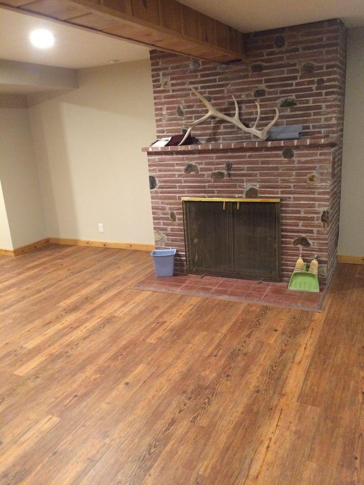 Recent Project Home In The Dalles Oregon Coretec Plus By