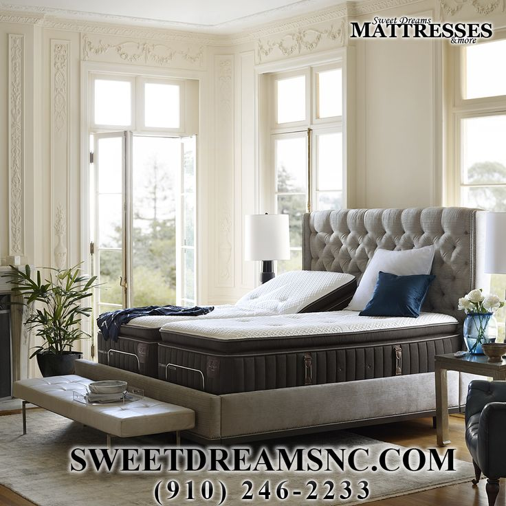 Some of the finest craftsmanship in the bedding industry! #stearnsandfoster #comecheckitout www.sweetdreamsnc.com #mattress #bed #sweetdreamsmattresses #sweetdreams #southernpinesnc #moorecounty #newhome