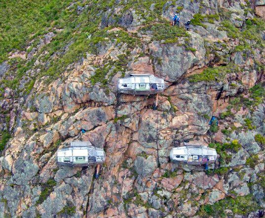 Natura Vive Skylodge Adventure Suites, peru, sacred valley peru, eco travel, eco adventure travel, unique accommodations, mountain climbing