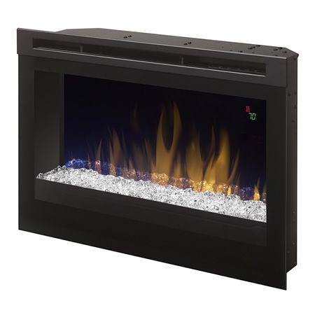 Dimplex Glass Ember Plug-In Electric Fireplace | WoodlandDirect.com: Indoor Fireplaces: Electric #LearnShopEnjoy