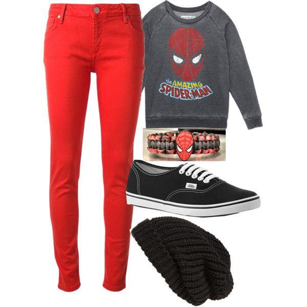 Super cute nerd outfit!