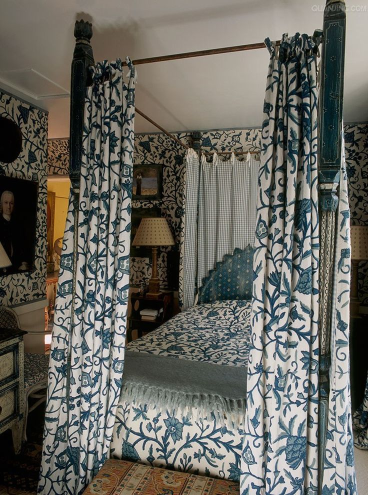 516 Best Canopy Beds Amp Draped Beds Images On Pinterest