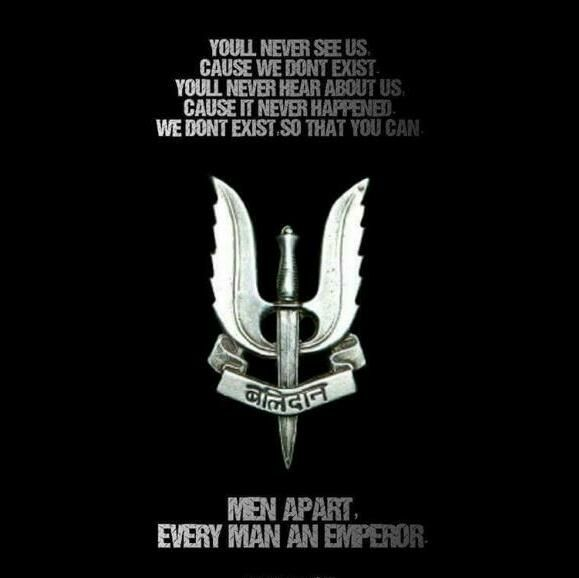 Balidan Indian Special Forces Indian Warriors Over Ages Indian