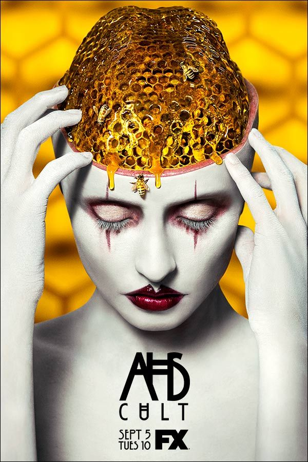 Be of like mind. Join American Horror Story: Cult 9/5 on FX.