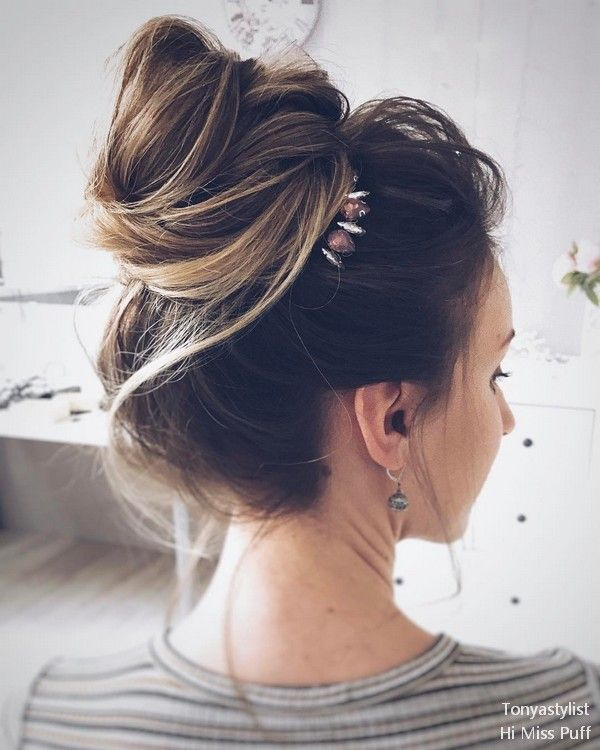 Tonya Pushkareva Long Wedding Hairstyles and Updos | hair ...