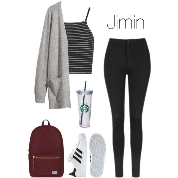 A fashion look from July 2016 featuring H&M cardigans, Topshop tops and Topshop leggings. Browse and shop related looks.