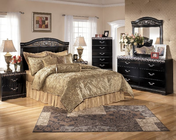 Get Your Constellations 3 Pc. Bedroom   Dresser, Mirror U0026 Queen/Full Panel  Headboard At Furniture World Superstore, Lexington KY ...