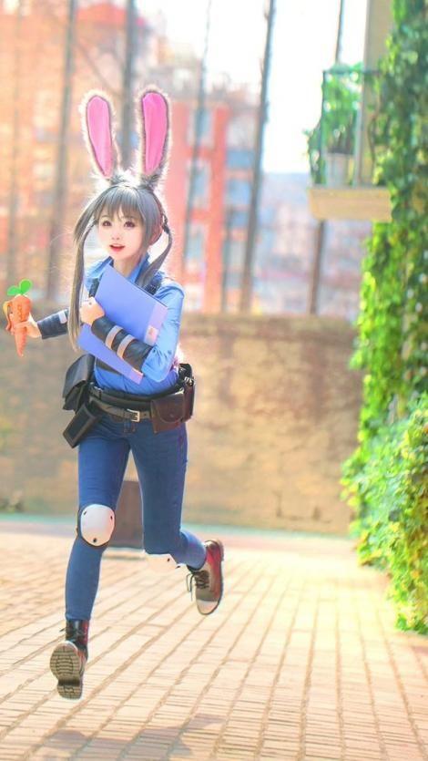 【まとめ】顔がまるでCG!中国のコスプレアイドル・小柔SeeUが演じるズートピアの世界観が凄いと話題|フレンズちゃんねる
