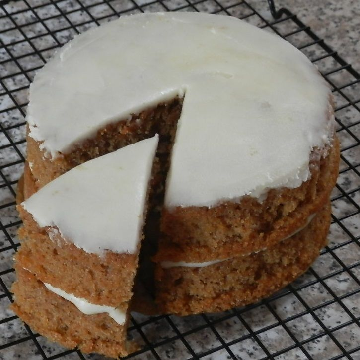 #Carrot cake Yummy #Christmas treats and all freshly baked