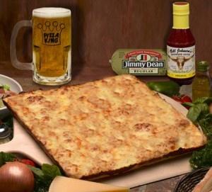 Copycat Recipe ~ Pizza King BBQ Pizza