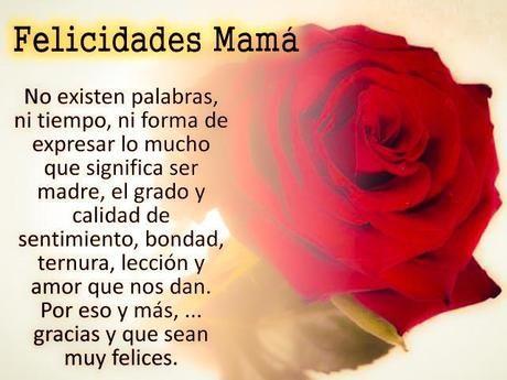 Colección de imagenes con Frases Bonitas para el día de las Madres