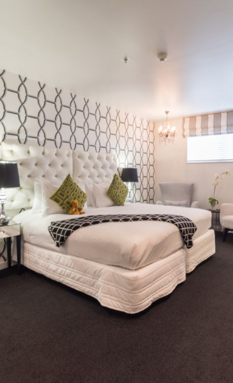 Boutique Suite at Regent of Rotorua, New Zealand