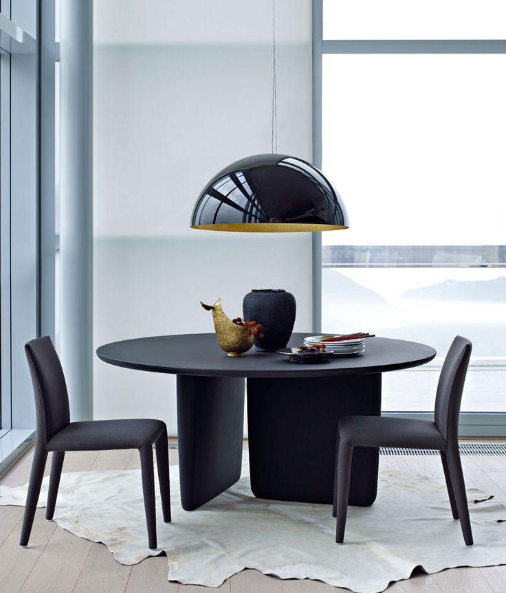 Tables: Table Tobi-Ishi [b] par B&B Italia