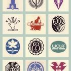 Rare & Beautiful: The Man Who Designed 500 Logos   Designers & Books