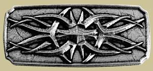 Tribal Money Clip - pagan wiccan witchcraft magick ritual supplies