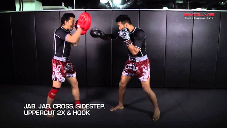 5 Boxing Counterattack KO Combinations | Evolve University