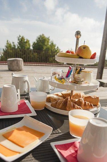 Leckeres Frühstück, Mega-Terrasse und drei kuschelig-stylische Zimmer: mein Übernachtungstipp für Leucate-La Franqui.