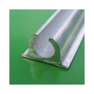 7,5mm Aluminium-Kederschiene Deckenmontage