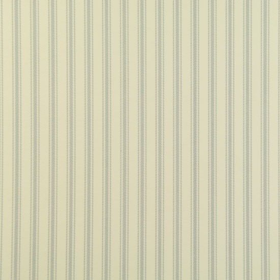 Ticking wallpaper by Ian Mankin. maybe for the hall with dark wood flooring.