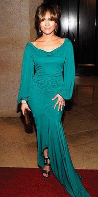 Jennifer Lopez  in Neil Lane Jewelry, Temperley London