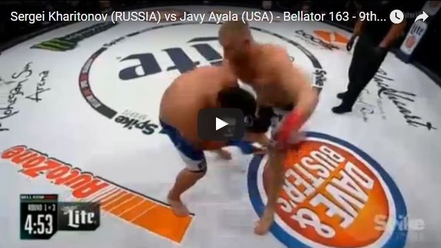 Новости спорта. Скрепы треснули, чё? Sergei Kharitonov (RUSSIA) vs Javy Ayala (USA) - Bellator 163 - 9th Fastest KO in Bellator history      Загрузка...