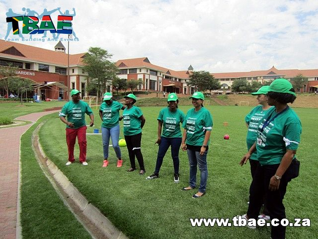 The Sports Arena Team Building
