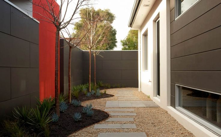 Matrix And A Japanese Garden | Scyon Wall Cladding And Floors