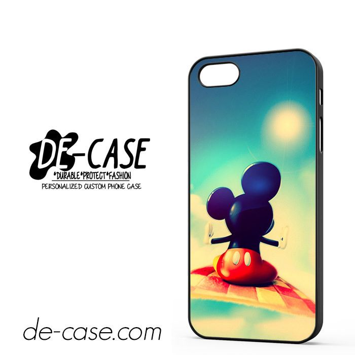 Cute Mickey In The Sky DEAL-2932 Apple Phonecase Cover For Iphone 5 / Iphone 5S