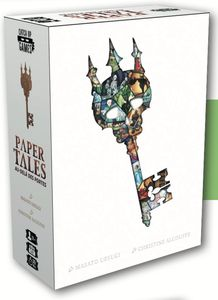 Paper Tales: Beyond the Gates | Board Game | BoardGameGeek