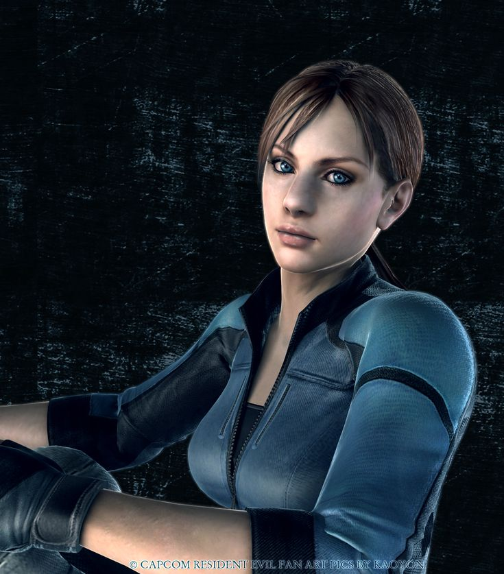 jill valentine y chris redfield son pareja