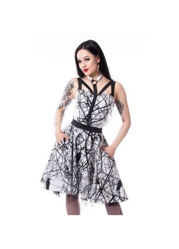 d1594ce76f8 Vixxsin Crow Dress in 2019