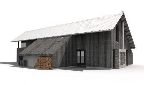 moderne prefab woningen in friesland - Google zoeken