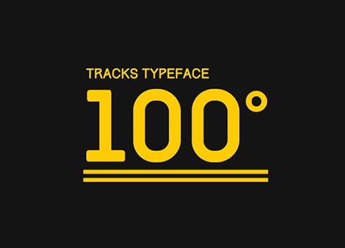 Track - [Fontfabric]