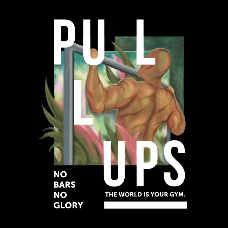 Pull Ups by migs's Artist Shop