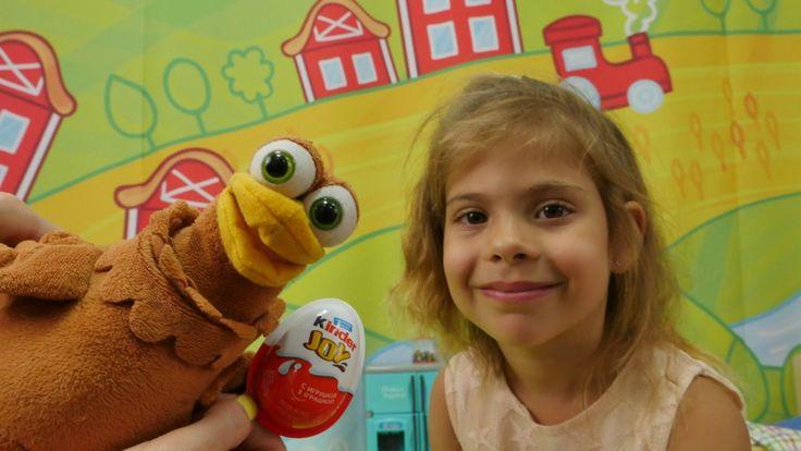 Oyun Diyarı - Elis ve Mikayıl ile sürpriz yumurtalar.Çocuk oyunları.Çocu...