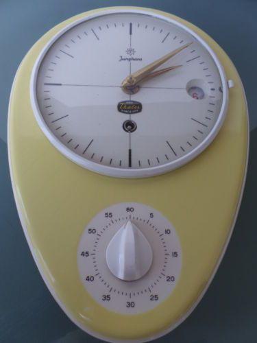 vintage kuchenuhr : ... Vintage Geschirr und Hausrat Pinterest Design, eBay and Bauhaus