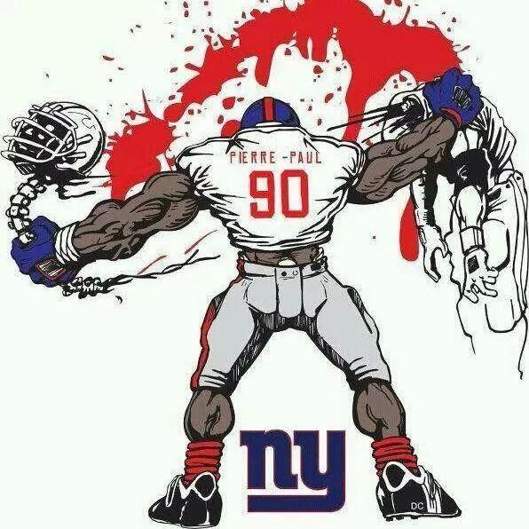 New York Giants JPP