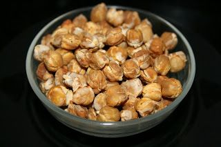 A Year of Slow Cooking: CrockPot Crunchy Roasted Garbanzo Beans