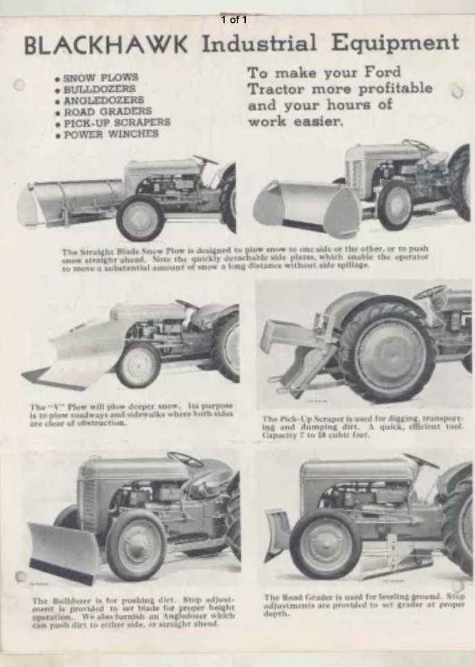 Pin By Gerald Brand On Ford Fordson Ferguson Tractors Tractors Vintage Tractors Old Tractors