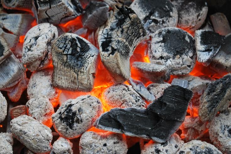 No hace falta sino un buen fuego!