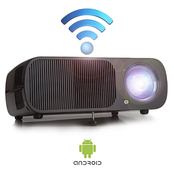 194.99$  Buy now - http://alid0j.worldwells.pw/go.php?t=32677220307 - Morroto M99 Video Projector with Android Portable 2600 Lumens LED Best LCD Wireless Home Theater Projector Supports HD 1080p 194.99$