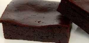 Se liszt, se cukor, mégis isteni ez a brownie
