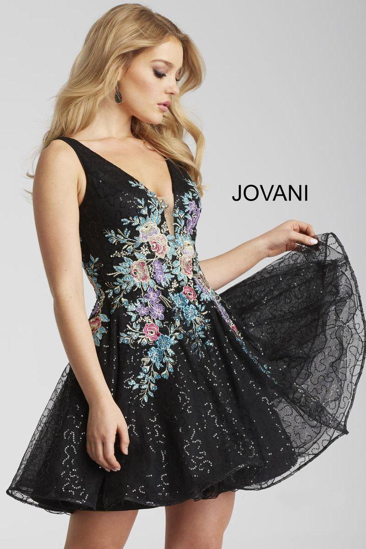 70 best Jovani Fall 2017 images on Pinterest | Party wear dresses ...