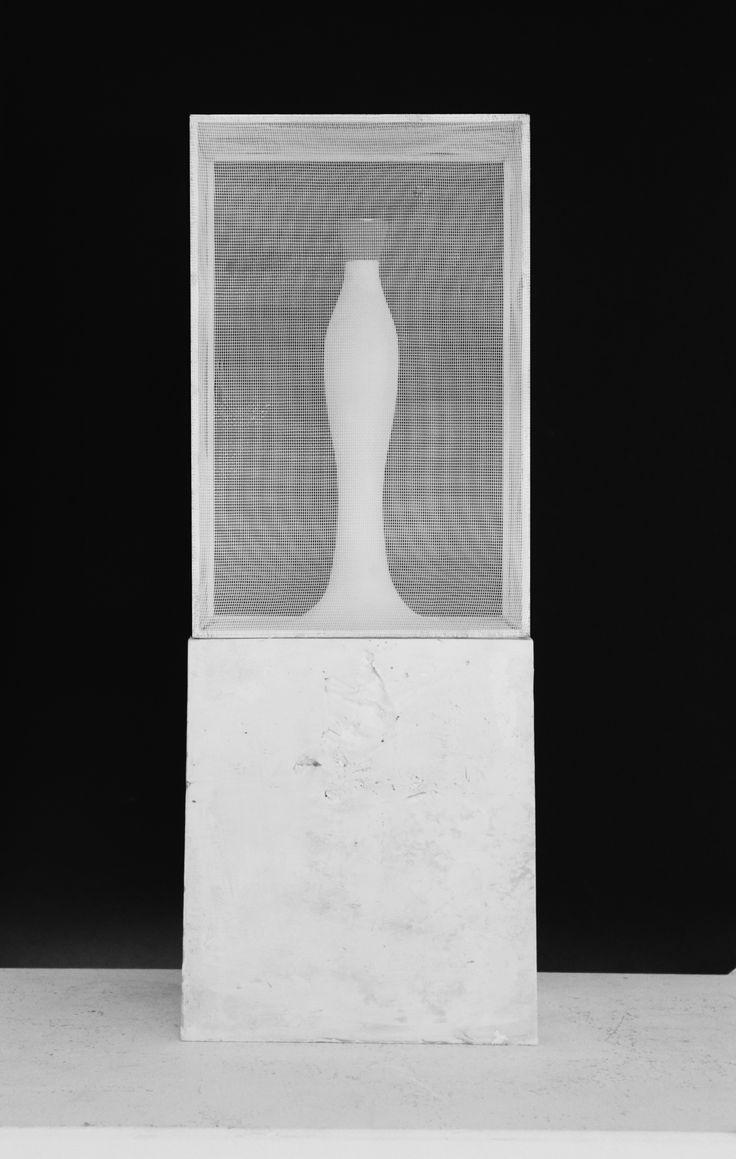 """Andrea Branzi """"Monoliti"""" 2011 Galleria Clio Calvi Rudy Volpi, Milano"""