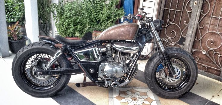 Honda phantom 200cc custom